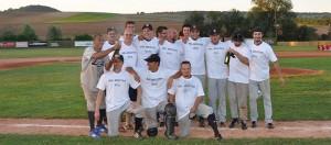 Crazy Geese sichern sich den BBL-Titel 2012