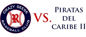 LLO B: Nachtragsspiel gegen Piratas del Caribe II