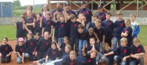 """Crazy Geese Rohrbach unterstützen """"Kinder gesund Bewegen"""""""