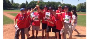 Eisenstädter Schülerbaseballteam – IRONMEN – gewinnt Wiener Schulcup