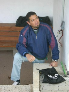 Coach Granado auch 2015 wieder für die Geese tätig