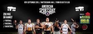 AMERICAN SPORTSDAY 2015