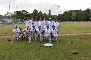 Rohrbach Crazy Geese sind Meister der Regionalliga Ost 2016!