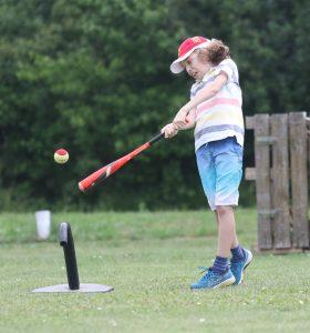 """Come Play Baseball""-Tag: Rückschau"